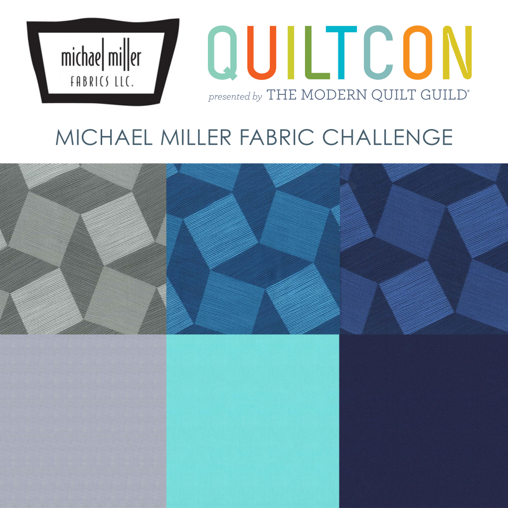 Michael Miller Fabric Challenge 2016